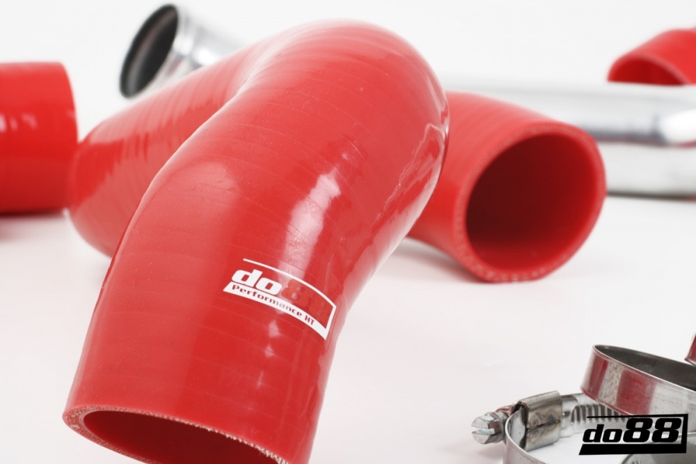 SAAB 9-5 PRESSURE PIPE AUTOMATIC (01-09) - RED HOSES
