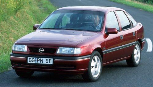 Vectra A (89-95)